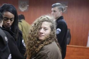 Freiheit für minderjährige Aktivistin