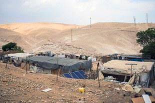 Gerichtsentscheid zur Räumung von Khan al-Ahmar verletzt Völkerrecht