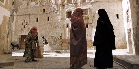 Verschleierte Frauen in Jemens Hauptstadt Sana'a © AP/PA Photo/Kamran Jebreili
