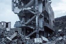 Drei Jahre bewaffneter Konflikt mit Waffenlieferungen aus aller Welt