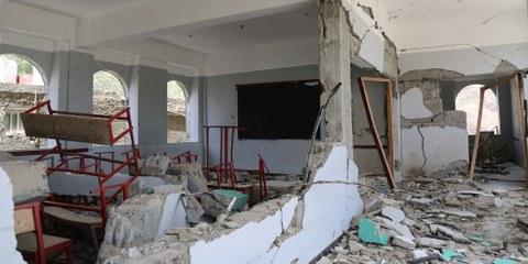 Vereinigte Arabische Emirate versorgen Milizen im Jemen mit Waffen aus dem Westen