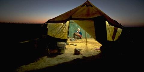 Gemäss Angaben des Uno-Flüchtlingshilfswerks UNICEF wurden mehr als 80 Prozent der syrischen Kinder in den letzten fünf Jahren des Konfliktes verletzt. © AP Photo/Muhammed Muheisen