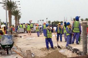 Rechte von Arbeitsmigranten werden noch immer mit Füssen getreten