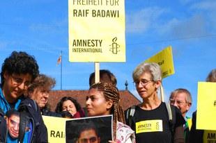 Drei Jahre nach der Prügelstrafe: Raif Badawi ist immer noch in Haft
