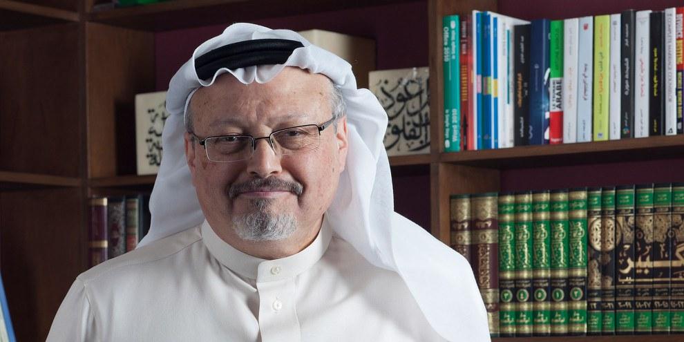 Jamal Khashoggi im Jahr 2016 © HansMusa / Shutterstock.com
