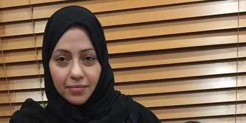 Samar Badawi wurde wiederholt von den saudischen Behörden wegen ihres Einsatzes für die Menschenrechte angegriffen. © zvg