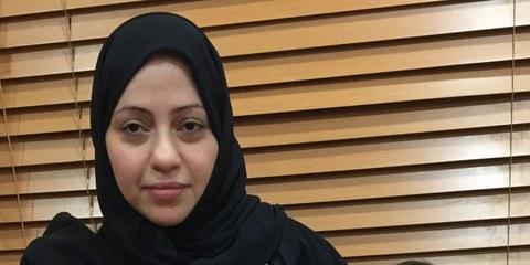 Schwester von Raif Badawi verhaftet