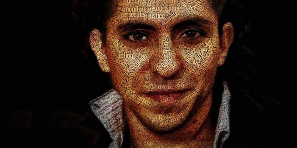 Für Raif Badawi (Bild) setzen sich nach dessen Verhaftung und Prügelstrafe Amnesty International mit Zehntausende Aktivistinnen und Aktivisten ein; auch für Waleed Abu al-Khair wurden weltweit Briefaktionen durchgeführt und er erhielt verschiedene internationale Auszeichnungen. © AI