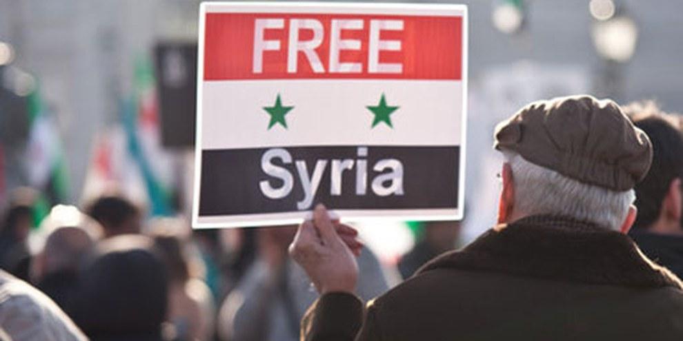 Der Einsatz von Folter ist in syrischen Gefängnissen weit verbreitet. Die internationale Gemeinschaft muss handeln. © (photo: Imran Uppal)