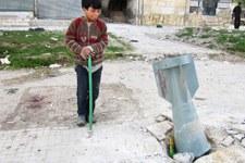 Kriegsverbrechen durch Bombardierung der Zivilbevölkerung in Ost-Ghouta