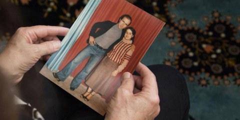 In Syrien sind bis zu 100'000 Menschen gewaltsam verschwunden oder gelten weiterhin als vermisst. © Amnesty International