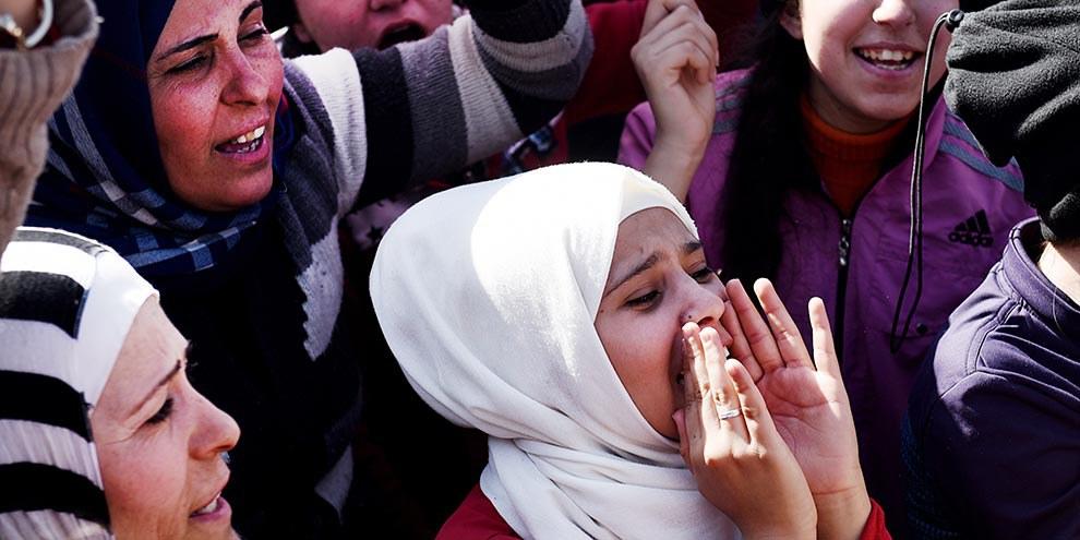 «Unheard No More: Women Shaping Syria's Future»