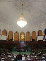 Plenarsaal der tunesischen Constituante