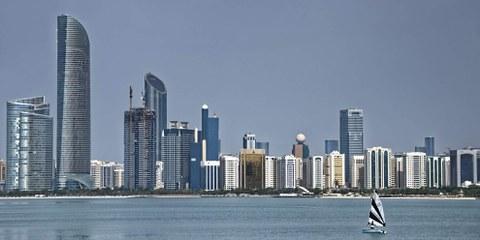Die Skyline von Abu Dhabi. © Pixabay