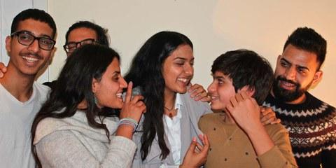 Familie Hashemi