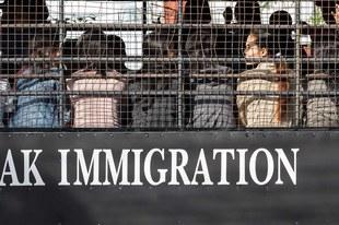 Rohingya-Flüchtlinge sind Opfer von Menschenhändlern