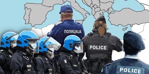 Die Covid-19-Pandemie und die Durchsetzung der Lockdowns haben aufgezeigt, wie weit verbreitet institutioneller Rassismus ist. © AI