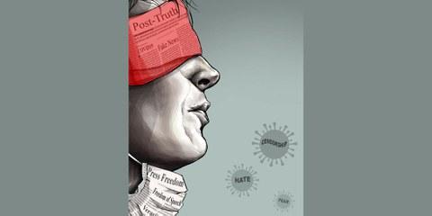 «The sources of infection» (Infektionsquellen), von Antonio Rodríguez © Antonio Rodríguez
