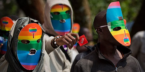 Neue Gesetze diskriminieren LGBTI und legitimieren Repression und Homophobie.   © AP Photo/Ben Curtis