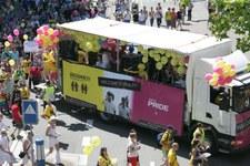 Die Gay-Pride als Menschenrechtsfestival