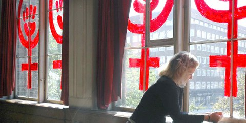 Frauenhaus in Dänemark. © Linda Horowitz