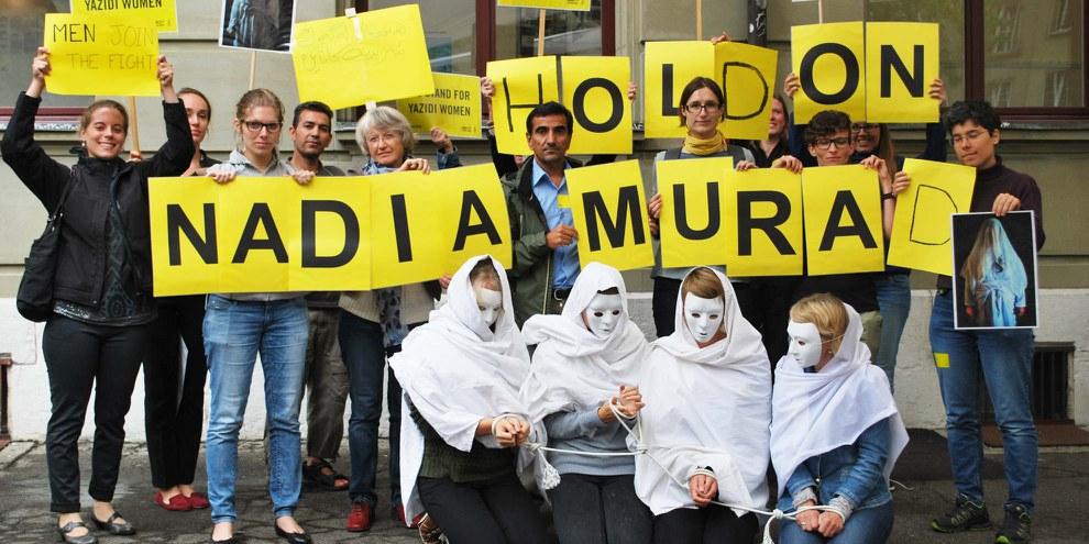 Für weitere Fotos: Auf das Bild klicken. © Amnesty International