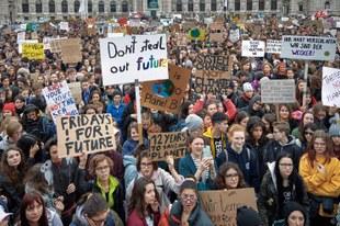 Generation Z: Klimawandel wichtigstes Thema unserer Zeit