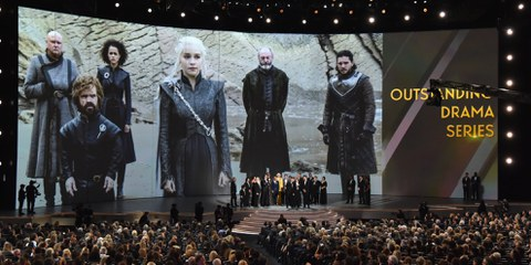 Game of Thrones wird an den 70. Emmy Awards gewürdigt. © 2018 Jeff Kravitz