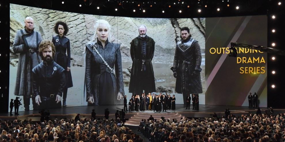 Game of Thrones wird an den 70. Emmy Awards gewürdigt. © 2018 Jeff Kravitz