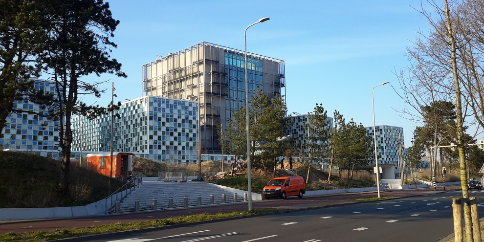 Der Sitz des Internationalen Strafgerichthofs ist in Den Haag. © Hypergio / Wikicommons