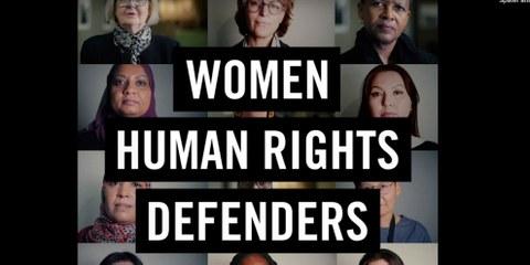Starke Frauen fordern Mächtige heraus