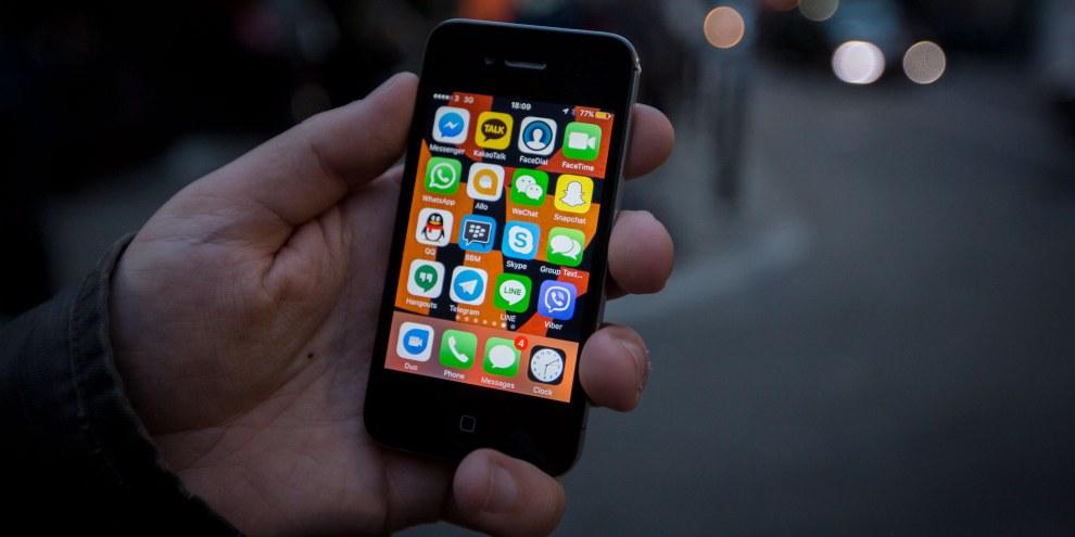 Welches ist Ihre Lieblings-App? Und wie gut schützt sie Ihre Privatsphäre? © Amnesty International