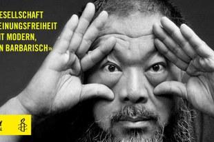 Ai Weiwei, Snowden und Pussy Riot protestieren gegen Zensur im Internet