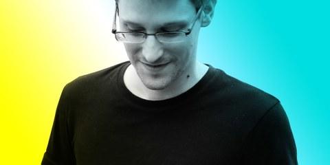 Edward Snowden: Ein Held, kein Verräter. © RADIUS-TWC