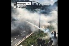 Tränengas: Keine Regeln für den Handel – weltweiter Missbrauch
