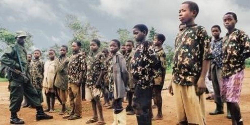 Demobilisierung ehemaliger KindersoldatInnen in der Demokratischen Republik Kongo © AI