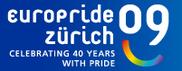 Europride 2009 findet in Zürich statt [1]