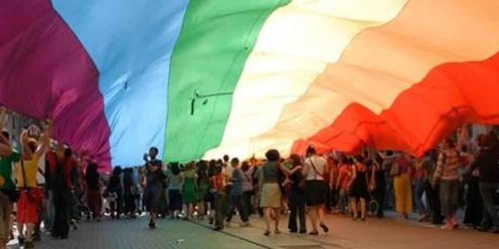 LGBT Pride Parade in Istanbul, Juni 2008 © AI