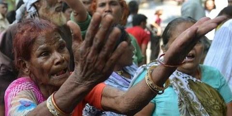 Das Giftgasunglück von Bhopal
