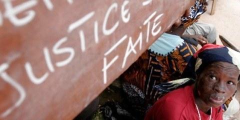 Trafigura muss für den Giftmüllskandal gerichtlich zur Verantwortung gezogen werden