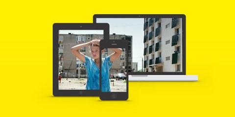 Neues Design – amnesty.ch jetzt auch für mobile Geräte!