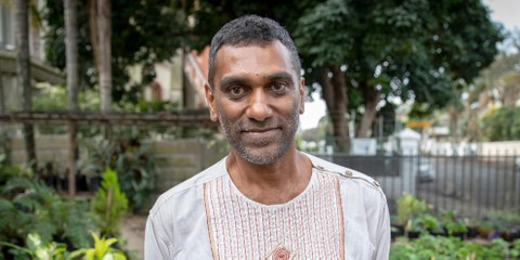 Generalsekretär Kumi Naidoo © Amnesty International
