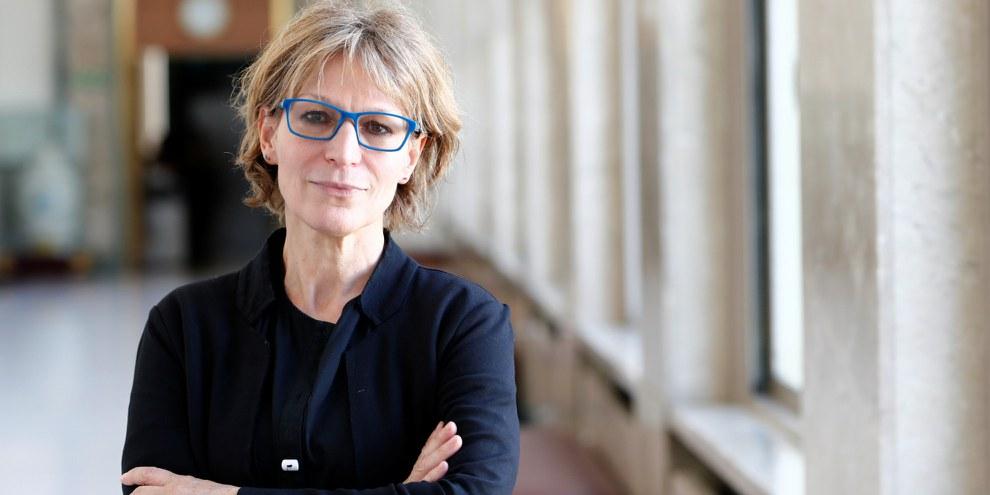 Die weltweite Amnesty-Bewegung erhält mit Agnès Callamard eine neue Leitung.  © REUTERS/Denis Balibouse