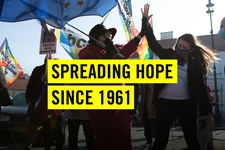 Amnesty International schreibt Erfolgsgeschichten seit 60 Jahren