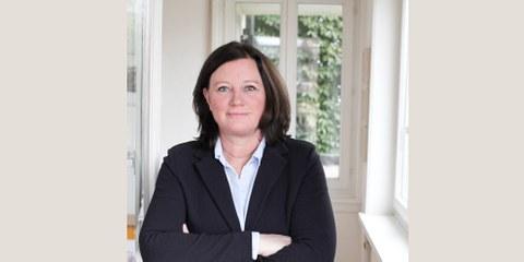 Alexandra Karle wird neue Geschäftsleiterin