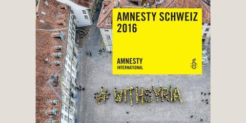 Tätigkeitsbericht 2016