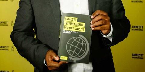 Der ganze Amnesty Report 2015-16