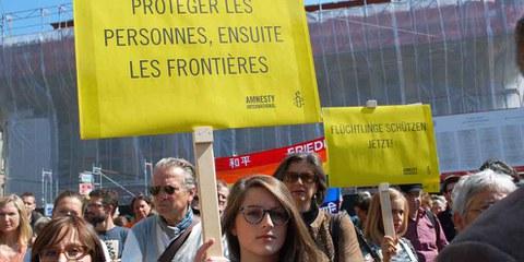 So steht es um die Menschenrechte in der Schweiz