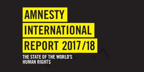 Der ganze Amnesty-Report 2017/18