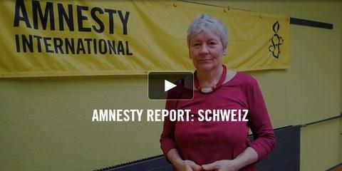 Zur Menschenrechtslage in der Schweiz